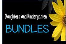 TPT Bundles / Your favorite K-2 resources bundled to save you money!