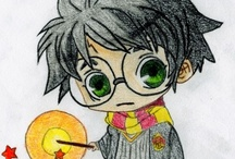 Harry Potter / by Stevie Leigh