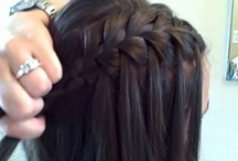 Hairstyles / by Edie Prinzo