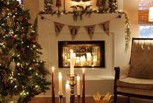 Winter/Christmas decor  / by Jolene Scribner