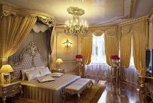 Bedroom oasis / by Shelly Mrozek-Cieslak