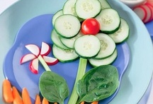 Veggie Creations / by Shelly Mrozek-Cieslak