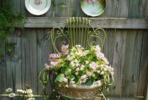 Garden Ideas / by Michelle Sample