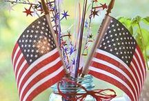 Fourth of July / by Michelle Sample