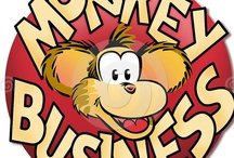 MONKEY BUSINESS!