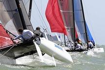 Nacra Sailing