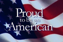 PROUD TO BE AN AMERICAN! / by Brenda Fryburger