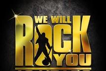 """QUEEN"" WILL ROCK YOU! / by Brenda Fryburger"