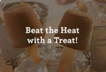 Summer Treats / Cool off with these delicious and refreshing summer recipes! / by Nestle Very Best Baking