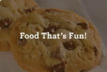 Kid-Approved / Hands-on recipes that are fun and easy for the kiddos! / by Nestle Very Best Baking