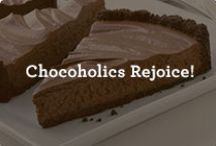 Decadent Chocolate Desserts / For all of you chocolate lovers, we present to you a recipe collection of delicious chocolate cakes, cookies and more! / by Nestle Very Best Baking