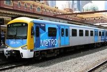 Trasnport / My views regarding the Metro and Ticket System of Melbourne, Australia.