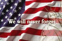 WE WILL NEVER FORGET !  9/11