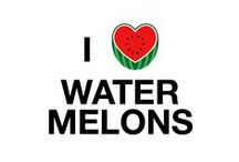 'UM 'UM GOOD---WATERMELON!