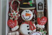 Holiday Cookie Exchange / Lord knows I only make specialty cookie recipes once a year  - I wanted a place to share and get ideas on recipes for Holiday Cookies.  Have Fun and invite more to help out. / by Helen Robinson