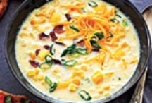Soups that sound good!! / by Dee Williams
