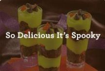 Halloween Goodies / A collection of fun and easy Halloween-themed desserts (that you probably shouldn't enjoy in a haunted house). / by Nestle Very Best Baking