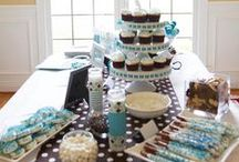Baby Shower Ideas / Baby shower cakes, invitations, decorations, games and inspiration!