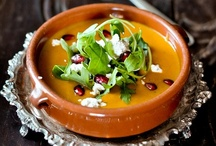Souped Up, Stewed In, and Chillied Out / soups, stews, and chilli recipes / by Katherine Colon-Torres