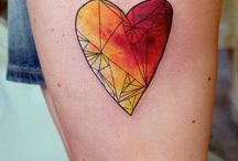 Tattoos  / by Mallory Passione