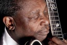 BB King / by Gary Walker