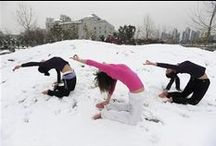 Winter Workouts / Just because it is winter, does not mean your #workouts have to suffer.  Check it out!