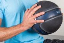 Medicine Ball Workouts / Learn how to use the Medicine Ball to create fun and results oriented #workouts!