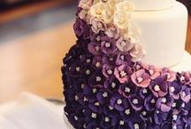 Wedding cake love / My ultimate food wish: to make wedding cakes