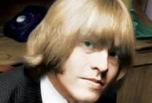 Brian Jones / Brian Jones - Founder of The Rolling Stones. / by Gary Walker