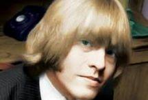 Brian Jones / Brian Jones - Founder of The Rolling Stones. / by Gary Walker
