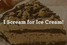 Ice Cream Social / What better way to bond with someone than over your mutual love of ice cream? By enjoying these recipes, of course! / by Nestle Very Best Baking