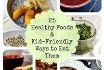 Nutrition for Kids / Tips and ideas to help your #kids eat healthier!