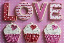 Valentine's Day / Crafts, food and Valentine's fun!