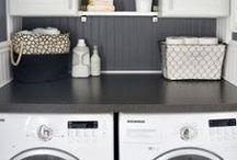 Fluff N Fold / Laundry Room Ideas & Such