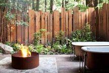 Garden Space & Exterior / Patio / Garden