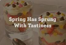 Springtime Sweets / Spring is about new life. And desserts. Delicious, bright-colored desserts. / by Nestle Very Best Baking