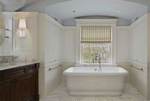 Bath Lighting / Lighting for your personal retreat. Lighting for the bath can be difficult. Make it functional and amazing. Dominion Electric Supply can show you how. Sconces. Overhead. Bath Bars. and much more.