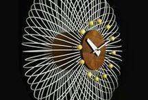 Clocks / by Erna Lúðvíksdóttir