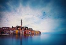 Rovinj/Rovigno, Croatia / The town where it all begun. The story of Micica, romantic journey, great friendship, love at first sight... Visit our atelier Micica in street Santa Croche 26 (Sv. Križ 26) ..