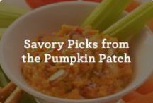 Pumpkin-It's What's for Dinner / Some of our favorite dishes and sides for fall (or anytime!) made with LIBBY'S® 100% Pure Pumpkin.  / by Nestle Very Best Baking