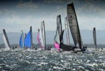 F18 Nationals 2015 / Humpybong Holds the 2015 F18 Nationals.
