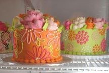 Cakes and Decorating / by Coley Barrier