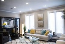 Living Room Lighting / Live a little.  Lighting for your living rooms.