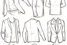 Draw Clothes / How to draw clothes