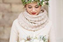 Winter wedding / by Wedding Wonderland