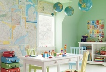 children's spaces and activities  / by Melissa