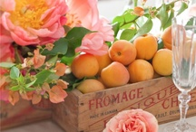 Centerpieces  ::   Party Fare / Tablescapes and fanciful party ideas... / by Shelley Schwarz