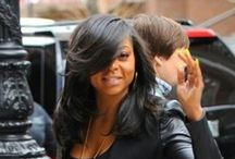 Celebrities I Love / by Shavonne Hairston