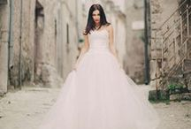 Wedding dresses / The dreamiest wedding dresses: from princess worthy gown to short e fun numbers.