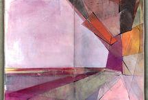 journals / -notebooks - journals - journal art - journal tutorials - book covers